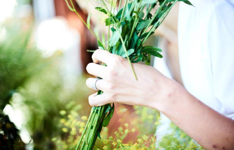 """""""贈り物""""の未来を、<br /> お花屋さんと一緒に考えました。"""